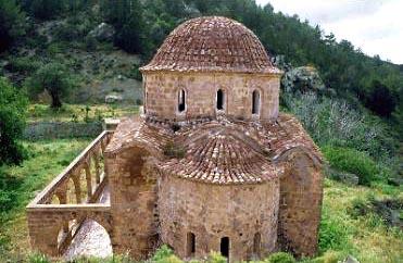 Antiphonitis Antiphonitis Church North Cyprus cypnetcouk