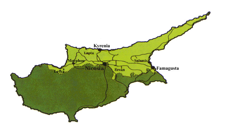 Cartographia Cypria: Cyprus in Maps